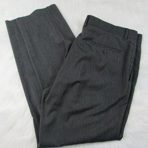 Michael Kors 38/32 Mens Gray Suit Dress Pants
